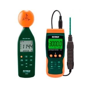 Radiation meters
