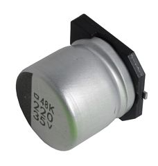 NCC 100UF25MZAF80E - ELECTROLYTIC CAP. 100UF25V
