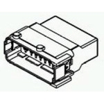 TE Connectivity / Amp Brand 185763-1 16W HYBRID TAB HSG BLACK