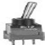 C&K Components 7105T1CWCBE Toggle