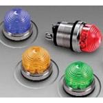 Dialight Corporation 556-3609-304F 1 ROUND GREEN LED PMI 230V