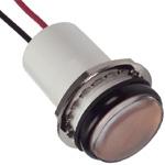Dialight Corporation 557-1705-203 MIN. YELLOW LED PMI - 24V
