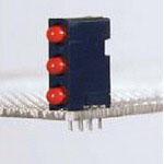 Dialight Corporation 564-0100-333F CBI 3MM TRI LEVEL Y-Y-Y