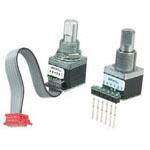 Grayhill 62A15-02-020S Encoder 5V input 15deg or 24 positions pushb