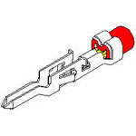 MOLEX ELECTRONICS 39-00-0084 MiniFit Term Crp Male L Bz Tin 16awg
