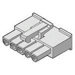 MOLEX ELECTRONICS 39-01-4041 MiniFit Jr Rec Hsg SR V-0 4Ckt