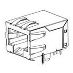 MOLEX ELECTRONICS 43202-8808 Modjack RA LoPro Flgls w/Shld 50Au 8/10