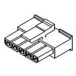 MOLEX ELECTRONICS 43645-1200 Microfit 3.0 Receptacle Sgl Row 12 CKT