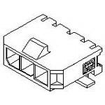 MOLEX ELECTRONICS 43650-0412-P MICROFIT 3.0 SR RA SMT NAIL