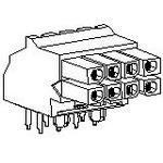 MOLEX ELECTRONICS 44764-1002 MicroFit (3.0) BMI RA Hdr/Fem 15Au 10Ckt