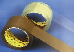 PACKAGETAPE 50MMx66M,CLEAR