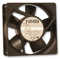 NMB 4715MS-23T-B5A-A00 - FAN 120x38T,230VAC (TERMINAL CONN.)