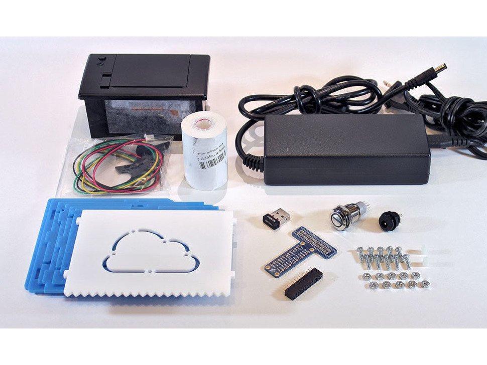 ADAFRUIT ADA1289 - IoT Pi Printer Project Pac
