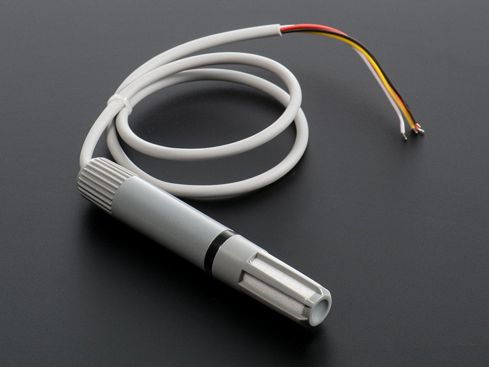 ADAFRUIT ADA1293 - AM2315 - Encased I2C Temperature/Hu