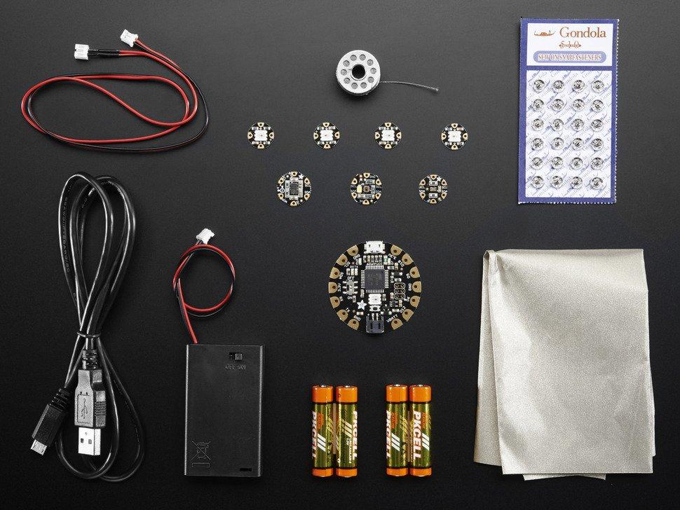 ADAFRUIT ADA1458 - FLORA Sensor Pack