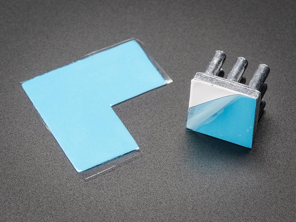 ADAFRUIT ADA1467 - Heat Sink Thermal Tape - 3M 8810 -