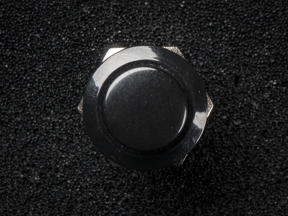 16mm Panel Mount Momentary Pushbutt