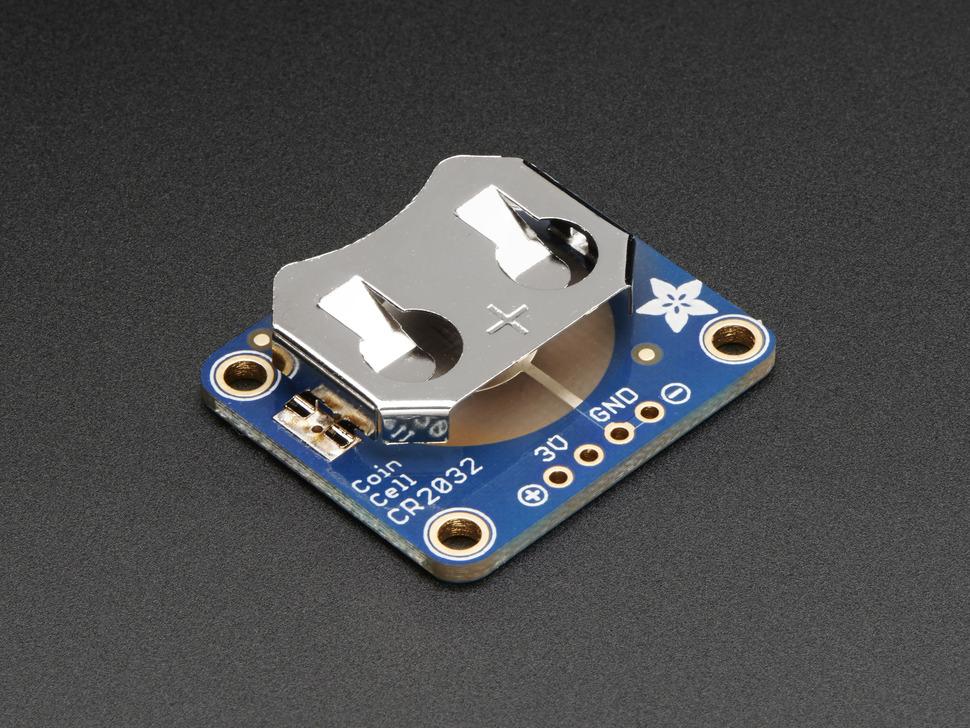 ADAFRUIT ADA1870 - 20mm Coin Cell Breakout Board (CR20