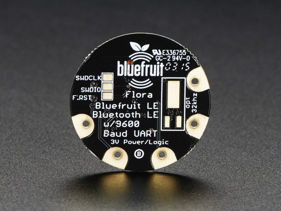 Flora Wearable Bluefruit LE Module
