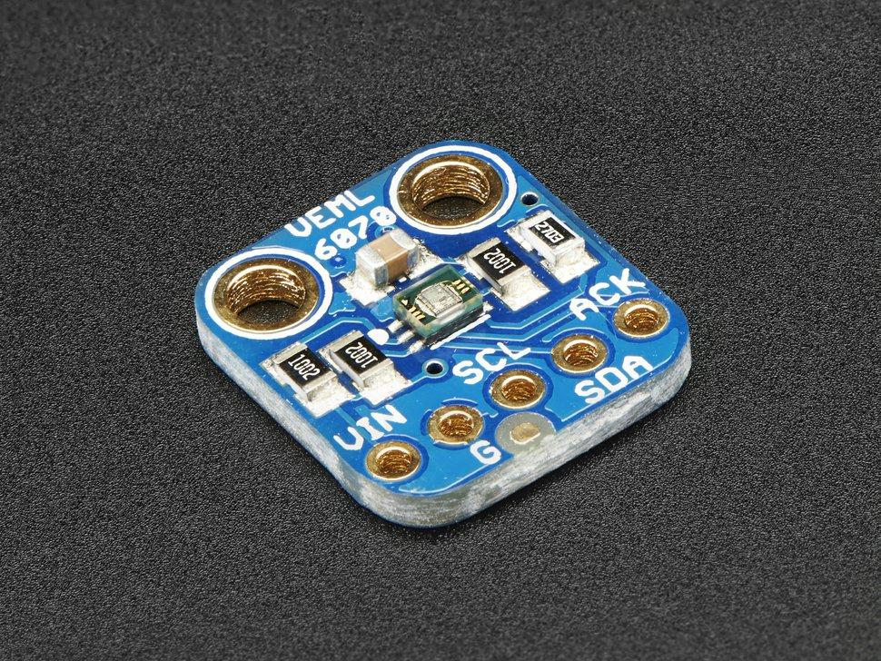 Adafruit VEML6070 UV Index Sensor B