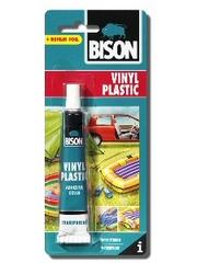 BISON VINYL - SOFT VINYL PLASTIC GLUE