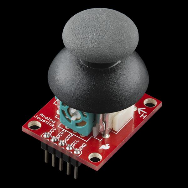 SparkFun Electronics BOB-09110 - Thumb Joystick Breakout