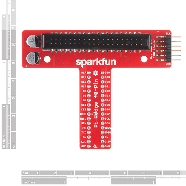SparkFun Electronics BOB-13717 - Pi Wedge (Preassembled)