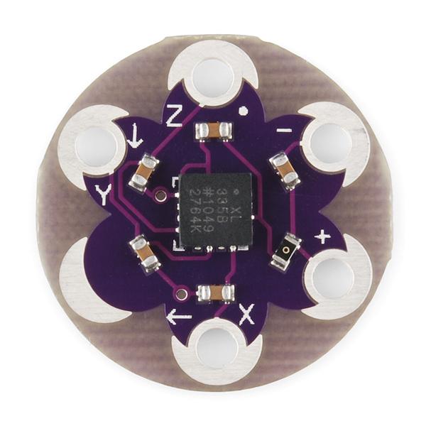 SparkFun Electronics DEV-09267 - LilyPad Accelerometer ADXL335