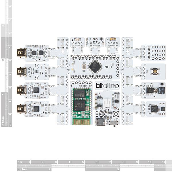 SparkFun Electronics DEV-14022 - BITalino (r)evolution Board Kit
