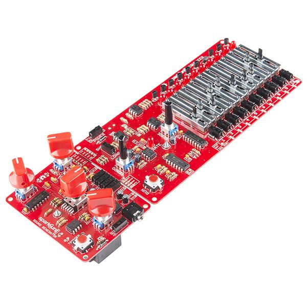 SparkFun Electronics KIT-12707 - SparkPunk Sequencer Kit