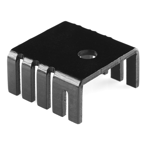 SparkFun Electronics PRT-00121 - Heatsink TO-220