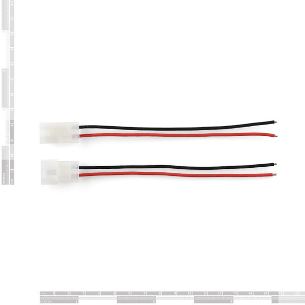 Automotive Jumper 2 Wire Assembly