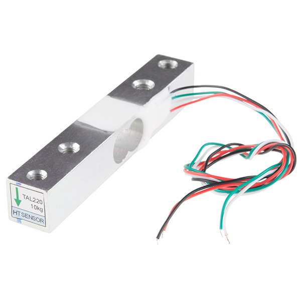 Load Cell - 10kg, Straight Bar (TAL