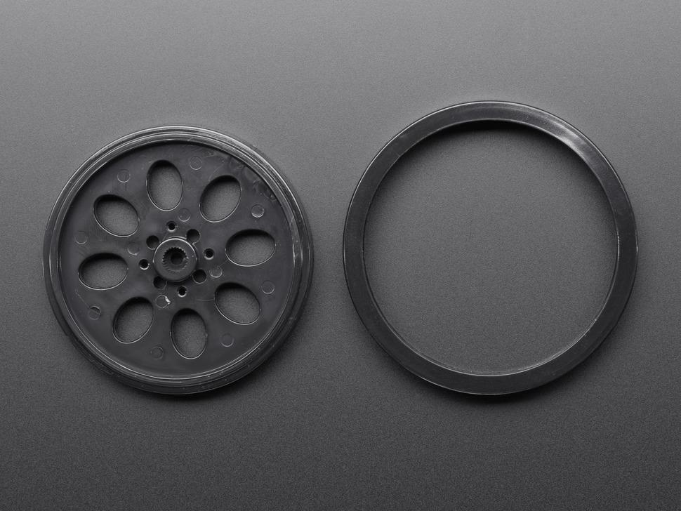 ADAFRUIT ADA167 - Servo Wheel