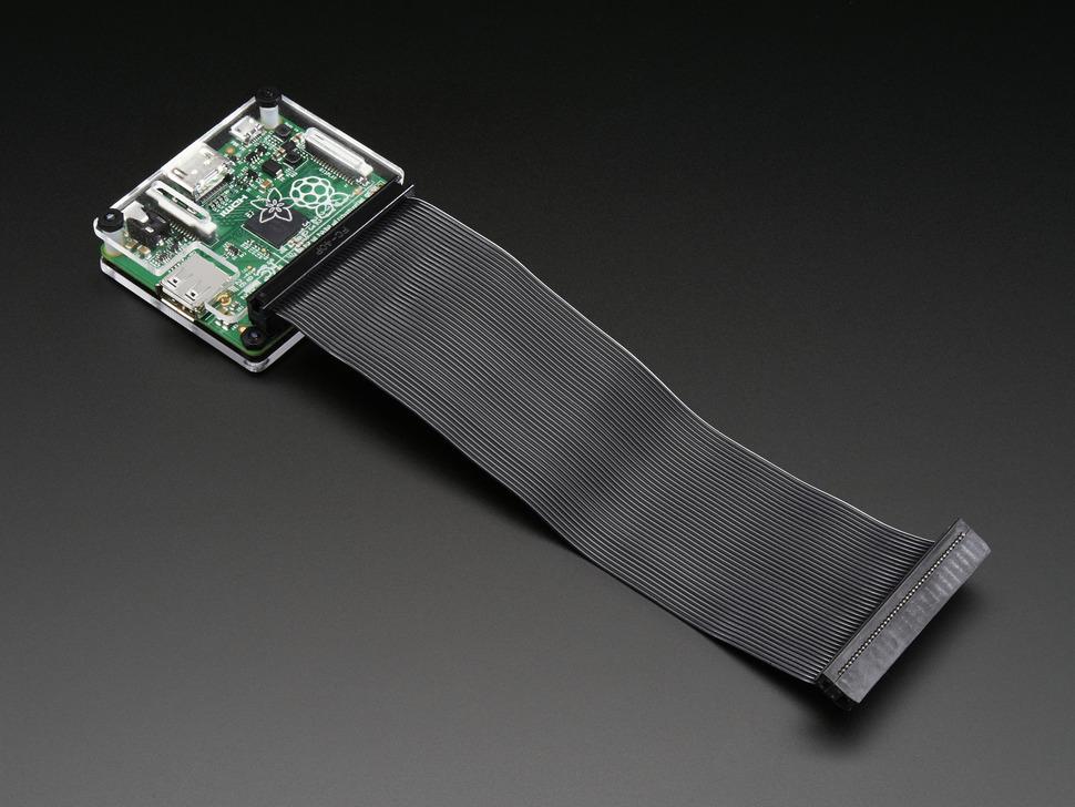 Adafruit Pi Protector for Raspberry