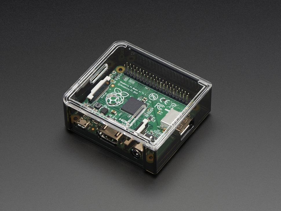 Adafruit Raspberry Pi A+ Case - Smo