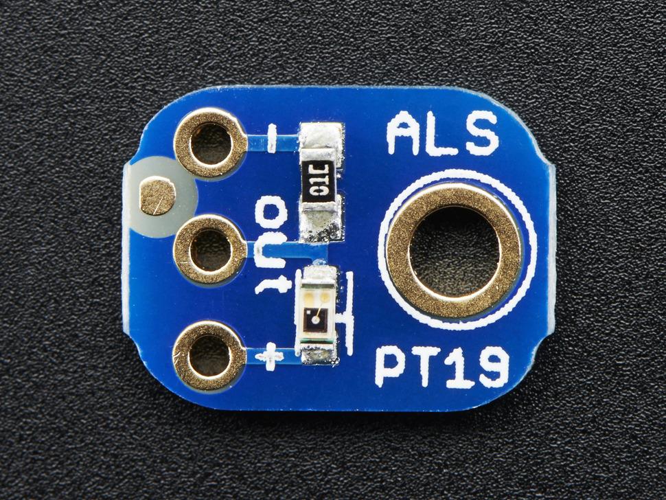 Adafruit ALS-PT19 Analog Light Sens