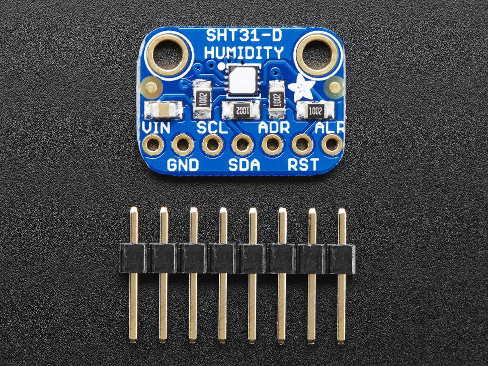 Adafruit Sensiron SHT31-D Temperatu