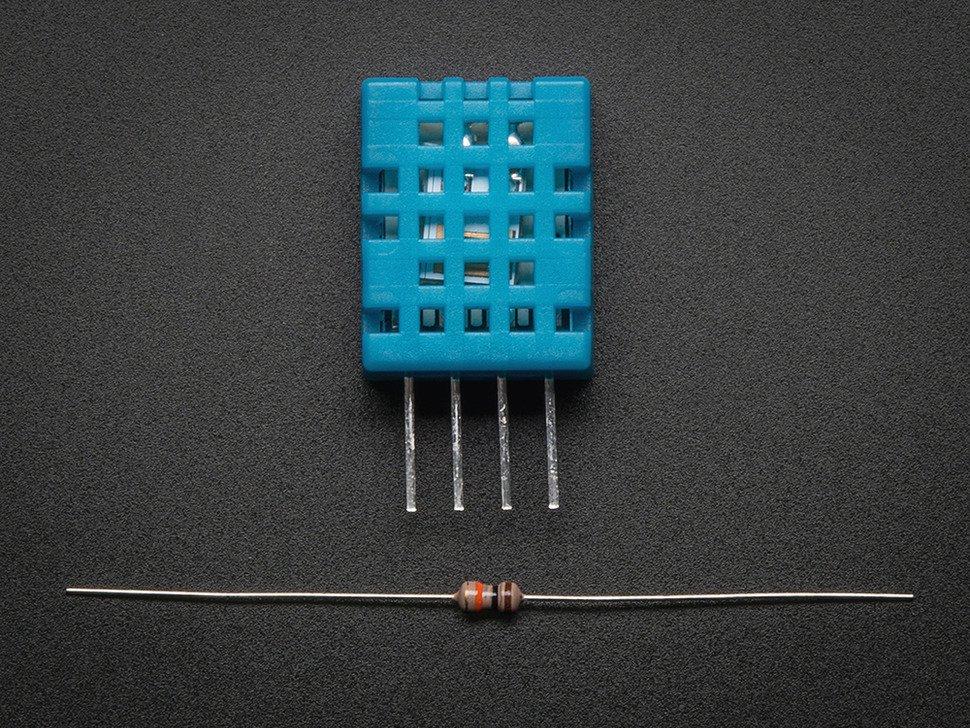 DHT11 basic temperature-humidity se
