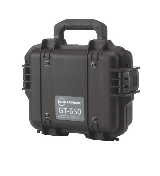 AMPROBE AMP GT-650-D - Laitetesteri PAT DIN VDE 0701-07002
