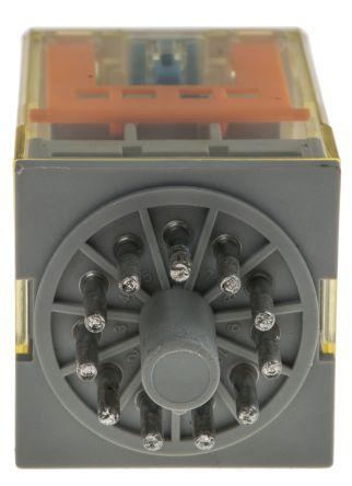 RS Pro  1217834 - 3PDT yleiskäyttörele 12Vdc 1