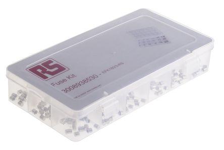 RS Pro  8938530 - 5x20 F/T sulakelajitelma