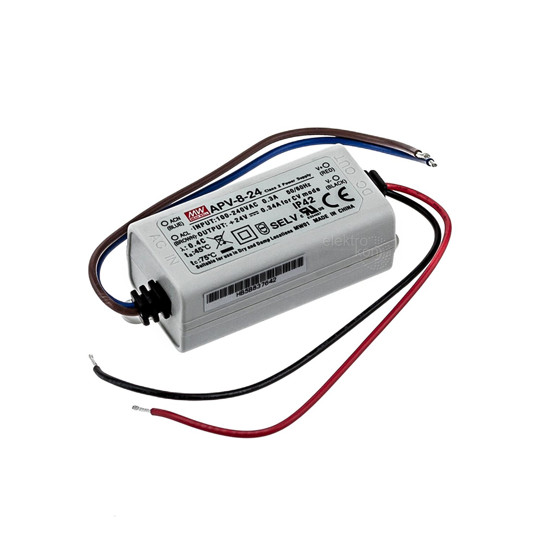 LED Driver 8W 12V CV IP42