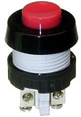 YES 01001PU - BUTTON 0.7A 250VAC