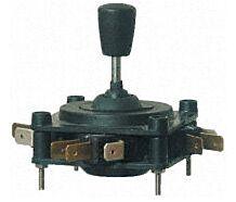 APEM 100112 - MICROSWITCH JOYSTICK 16A 240VAC