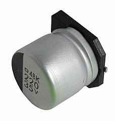 NCC 10UF50MZAF61E - ELECTROLYTIC CAP. 10UF50V
