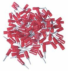 ELEMATIC 11210112 - PISTUKKALIITIN PUN. 1,9x10mm 100kpl