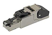 Field assembly CAT6A connector - Molex 1300478008