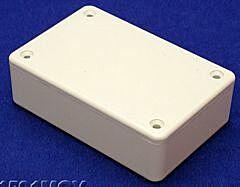 HAMMOND 1591XXBFLBK - ABS-Muovikotelo 113x63x28mm MUSTA IP54