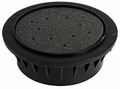 WELLER FT FT12-0323 - TOP FILTER FT11/FT12, black lid